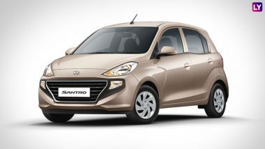 New Hyundai Santro 2018 'India's Favourite Family Car' Launched; Price in India Starts From Rs 3.89 Lakh